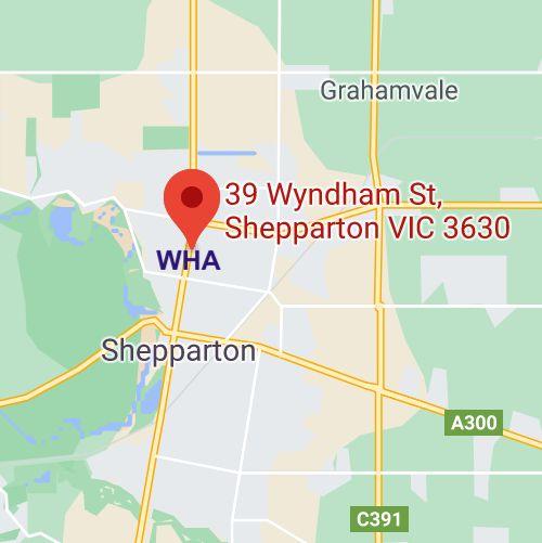 WHA - Shepparton