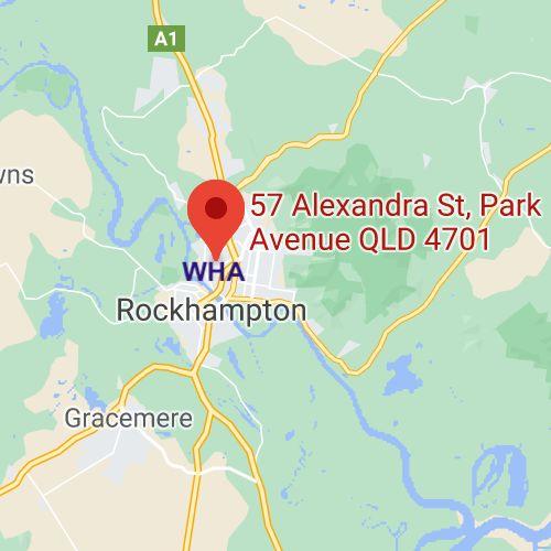 WHA - Rockhampton