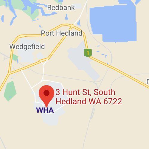 WHA - Port Hedland