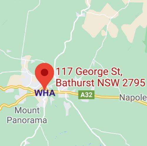 WHA - Bathurst