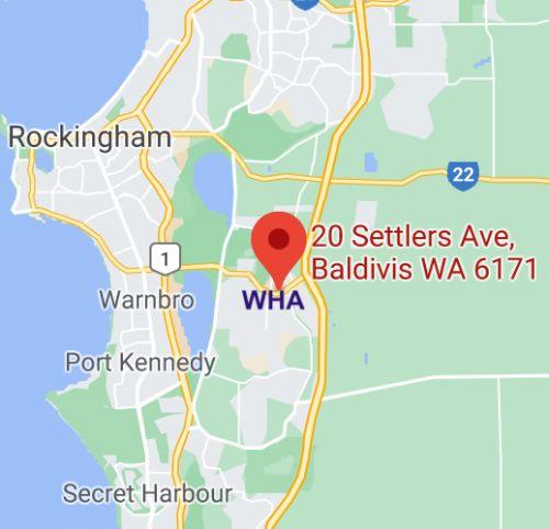 WHA - Rockingham - Baldivis