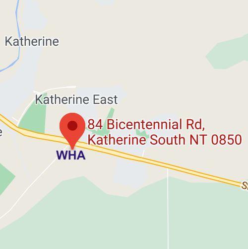 WHA - Katherine
